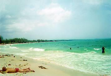 Serendipity Beach: Cambodia